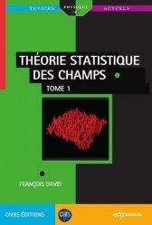 Dernières parutions sur Physique, Théorie statistique des champs