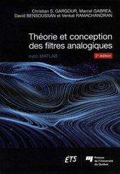 Dernières parutions sur Electronique, Théorie et conception des filtres analogiques