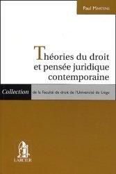 Dernières parutions dans Faculté de droit de l'Université de Liège, Théories du droit et pensée juridique contemporaine