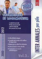 Souvent acheté avec Cancérologie - Module 10, le Thoracique et locomoteur Vol.2/5