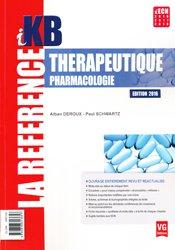 Dernières parutions sur Thérapeutique / Module 11, KB / iKB Thérapeutique, pharmacologie