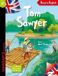 Souvent acheté avec Detective Donut: Mystery at the Museum  - Level 3 ( CM1 - CM2 ), le THE ADVENTURE OF TOM SAWYER