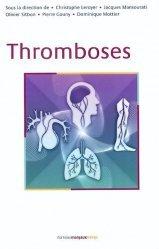 Souvent acheté avec Artériopathies des membres, le Thromboses