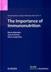 Dernières parutions dans Pediatric Nutrition, The Importance of Immunonutrition