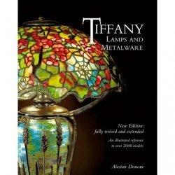 Dernières parutions sur Objets d'art et collections, Tiffany Lamps and metalware