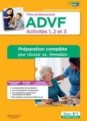 Souvent acheté avec Diplôme d'État d'accompagnement éducatif et social (DEAES), le Titre professionnel ADVF - Activités 1 à 3