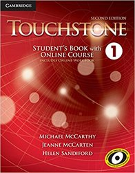 Dernières parutions dans Touchstone, Touchstone Level 1 - Student's Book with Online Course (Includes Online Workbook)