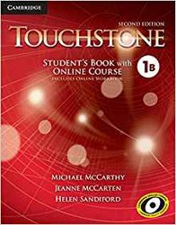 Dernières parutions dans Touchstone, Touchstone Level 1 - Student's Book with Online Course B (Includes Online Workbook)