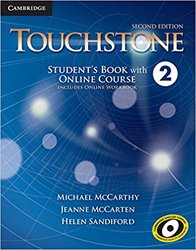 Dernières parutions dans Touchstone, Touchstone Level 2 - Student's Book with Online Course (Includes Online Workbook)