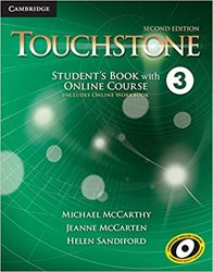 Dernières parutions dans Touchstone, Touchstone Level 3 - Student's Book with Online Course (Includes Online Workbook)
