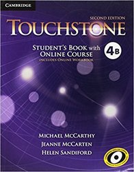 Dernières parutions dans Touchstone, Touchstone Level 4 - Student's Book with Online Course B (Includes Online Workbook)