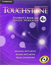 Dernières parutions dans Touchstone, Touchstone Level 4 - Student's Book B with Online Workbook B