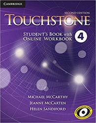 Dernières parutions dans Touchstone, Touchstone Level 4 - Student's Book with Online Workbook