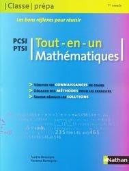 Souvent acheté avec Guide des sciences et technologies industrielles, le Tout-en-un Mathématiques PCSI PTSI