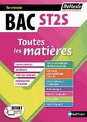 Dernières parutions sur Bac ST2S, Toutes les matières Bac ST2S - Sciences et technologies de la santé et du social  Tle