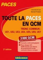 Souvent acheté avec Biochimie UE1, le Toute la paces en QCM - Tronc commun