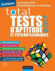 Souvent acheté avec Concours orthophoniste 2017, le TOTAL Tests d'aptitude et psychotechniques - 2017