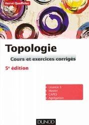 Souvent acheté avec Cours d'algèbre , le Topologie