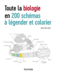 Dernières parutions sur PAES - PACES - MMOP, Toute la biologie en 200 schémas à légender et colorier