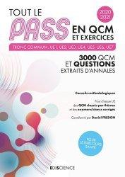 Souvent acheté avec Visa pour la pass, le Tout le PASS en QCM