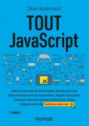 Dernières parutions sur Langages, Tout JavaScript - 2e éd.