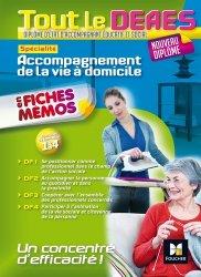 Souvent acheté avec Diplôme d'État d'accompagnement éducatif et social (DEAES), le Tout le DEAES : accompagnement de la vie à domicile