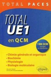 Souvent acheté avec Génétique et biotechnologie UE1, le Total UE1 en QCM