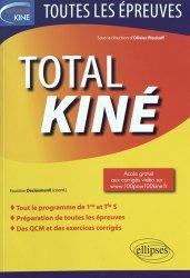 Souvent acheté avec Kinésithérapie 4 Tronc et tête, le Total kiné