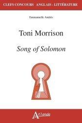 Dernières parutions sur AGREGATION, Toni Morrison