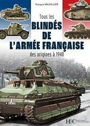 Dernières parutions sur Véhicules utilitaires, Tous les blindés de l'armée française