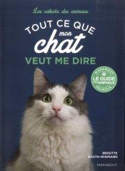 Dernières parutions sur Chat, Tout ce que mon chat veut me dire