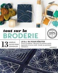Dernières parutions sur Mode - Stylisme - Textile, Tout sur la broderie