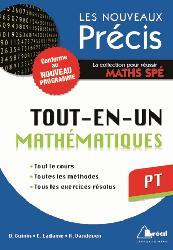 Souvent acheté avec Mathématiques et assurances, le Tout en un Mathématiques