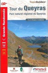 Dernières parutions sur Parcs naturels - Voies vertes, Tour du queyras - parc naturel régional du Queyras