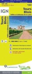 Dernières parutions sur Pays de Loire, Tours, Blois, Vallée et châteaux de la Loire. 1/100 000