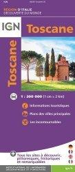 Dernières parutions sur Italie et Toscane, Toscane. 1/200 000, Edition 2020