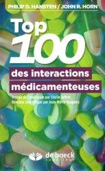 Souvent acheté avec Mycologie, le Top 100 des interactions médicamenteuses