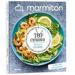 Dernières parutions sur Cuisine légère, Top chrono avec Marmiton. Mes recettes légères