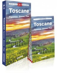 Dernières parutions dans Explore! Guide 3 en 1, Toscane. Florence, Sienne, Pise. Guide + atlas + carte