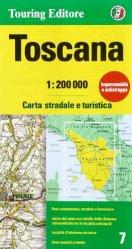 Dernières parutions sur Italie et Toscane, Toscane. 1/200 000