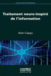 Dernières parutions sur Circuits, schémas et composants, Traitement neuro-inspiré de l'information
