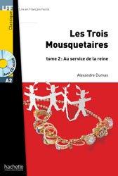 Dernières parutions sur Lectures simplifiées, TROIS MOUSQUETAIRES TOME 2 A2 + CD