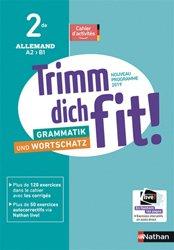 Souvent acheté avec L'allemand autrement, le Trimm dich fit! 2de 2019