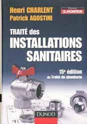 Souvent acheté avec Technologie, le Traité des installations sanitaires