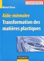 Souvent acheté avec Précis de matières plastiques, le Transformation des matières plastiques