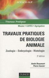 Souvent acheté avec Biologie BCPST-2, le Travaux pratiques de biologie animale