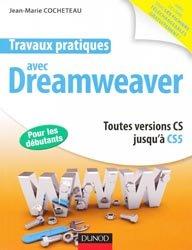 Dernières parutions dans Travaux pratiques, Travaux pratiques avec Dreamweaver