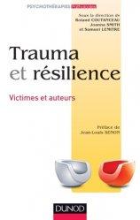 Dernières parutions sur Résilience, Trauma et résilience