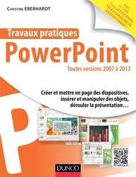 Travaux pratiques avec PowerPoint