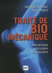 Souvent acheté avec Rééducation de l'appareil locomoteur Tome 1, le Traité de bio mécanique